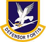 USAF Security Forces beret flash