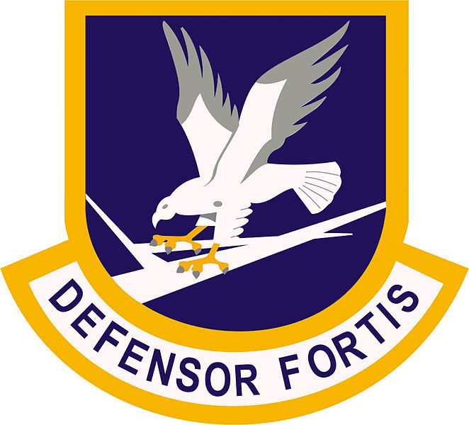 File Usaf Security Forces Beret Flash Jpg Wikimedia Commons