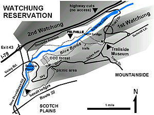 Watchung Reservation Wikipedia