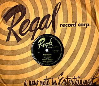 Regal Records (1949) American record label; founded in 1949 in Linden, New Jersey