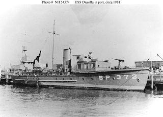 USS <i>Drusilla</i> (SP-372)