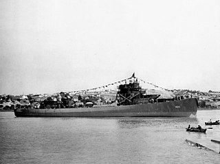 USS <i>Fleming</i> (DE-32)