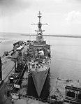USS Parsons (DD-949) at Ingalls Shipbuilding on 1 July 1959 (24745899).jpg