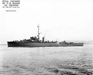 USS Pasco (PF-6) - USS Pasco