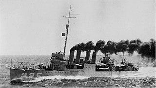 USS <i>Pope</i> (DD-225)