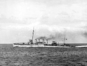 8df70f01f USS Stewart (DD-224) underway c1930s