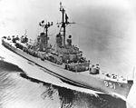 USS Turner Joy (DD-951) underway c1960.jpg