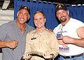US Navy 020509-N-0119N-001 WWF wrestlers visit aboard USS Abraham Lincoln.jpg