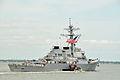 US Navy 110511-N-QY430-137 The guided-missile destroyer USS Mitscher (DDG 57) departs Naval Station Norfolk.jpg