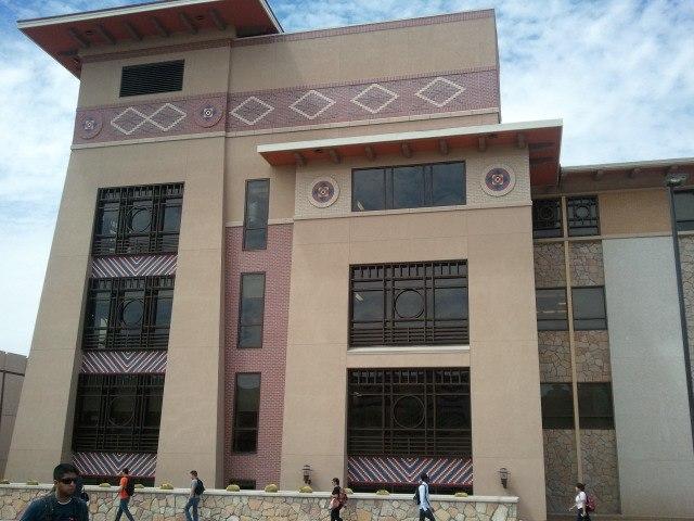 UTEP Engineering building