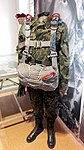 Ubiór polowy żołnierza wojsk powietrznodesantowych (III RP), Gliwice 2018.03.24 (06).jpg