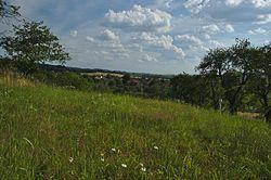Uhřice - pohled na vesnici, okres Blansko.jpg
