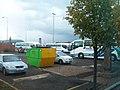 Ulsterbus tours bus park at Glengall Street Depot - geograph.org.uk - 2909226.jpg