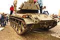 Un carro de combate M-41 (15353072590).jpg