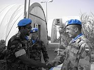 Under the blue helmet(Bangladesh)