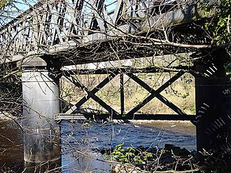 Warden Railway Bridge - Warden Railway Bridge