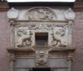 Universidad de Alcalá (RPS 07-02-2015) Colegio de los Sevillanos, fachada.png