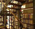 UniversitätsbibliothekBasel-FreihandarchivTreppe01.jpg