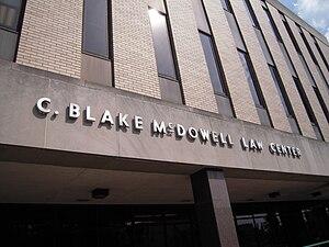 University of Akron School of Law - Image: University Akron Law