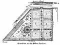University Botanic Garden Ljubljana - 1885 ground plan.png