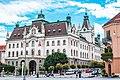 University of Ljubljana Building in the Congress Square, Ljubljana, Slovenia (36427664981).jpg