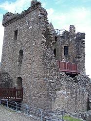 Urquhart Castle Tower House 3.jpg