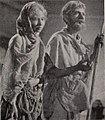 Usha Dutt and Shombhu Mitra in Dharti Ke Lal.jpg