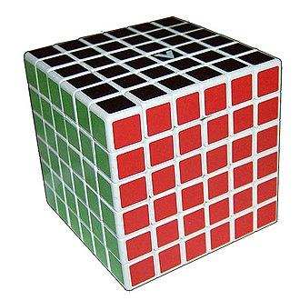 V-Cube 6 - Solved