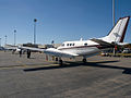 VH-SQH Beechcraft C90 King Air Aviation Australia (6961017946).jpg