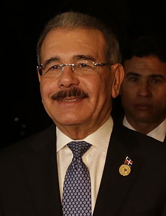 President of the Dominican Republic - Image: V Cumbre CELAC República Dominicana (32130698470) (cropped)