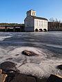 Vaajakoski Canal and frozen river2.jpg