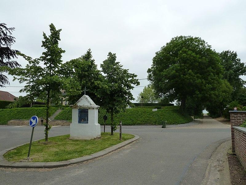 Onze-Lieve-Vrouwekapel, Val-Meer, Riemst, België