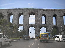 Romeins aquaduct - Wik...J Boog