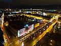 """Valsts kanceleja festivālā """"Staro Rīga"""" izgaismo Ministru kabineta ēku (6383642701).jpg"""