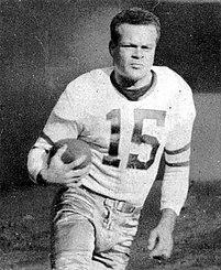 cad56fb5098 Steve Van Buren, Eagles halfback from 1944 to 1951