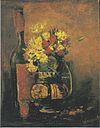 Van Gogh - Vase mit weißen Nelken und Röschen und Flasche.jpeg