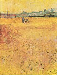 Arles: View from the Wheat Fields
