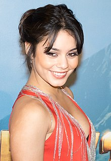 Vanessa Hudgens - the hot, beautiful, friendly,  actress  with Irish, American, Chinese, Filippino, Spanish,  roots in 2019