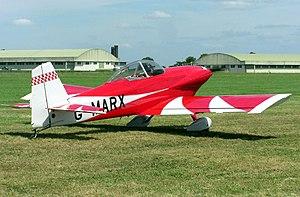 Van's Aircraft RV-4 - Van's Aircraft RV-4