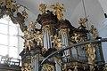 Varhany, kostel svatého Václava, Stará Boleslav, okr. Praha-východ, Středočeský kraj 02.jpg