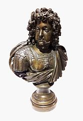 Bust of Louis XIV of France by Jean Varin (National Museum in Warsaw)