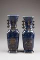Vaser i porslin, från Kina under Qianlong (1736-1795) - Hallwylska museet - 95515.tif