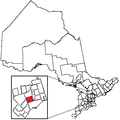 Vaughan Location in Ontario.png