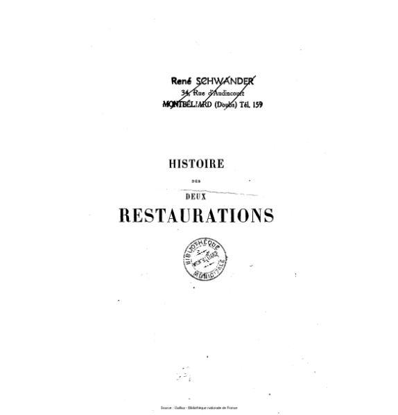 File:Vaulabelle - Histoire des deux restaurations jusqu'à l'avènement de Louis-Philippe, tome 3.djvu