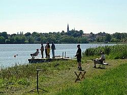 Vavřinec (KH), rybník.jpg