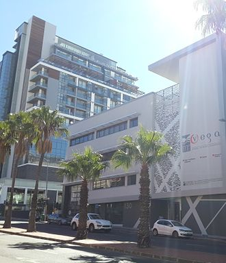 Vega (South Africa) - Vega Cape Town.