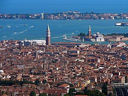 Vy over Venedig