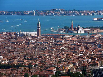 Metropolitan City of Venice - The city of Venice