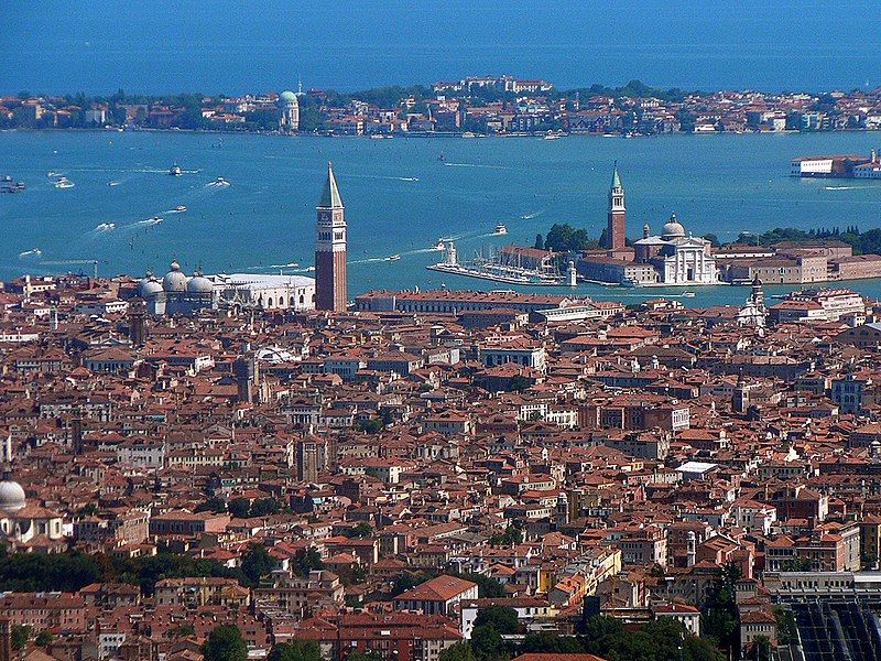 Venice: View from the Air
