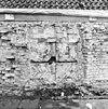 verdieping van de kapel van het voormalige agnietenklooster te zutphen, gedicht venster in de tweede travee van de noordmuur, in verval - zutphen - 20227035 - rce